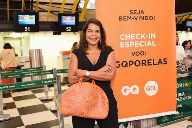 #GQporElas (Foto: Luciana Prezia)