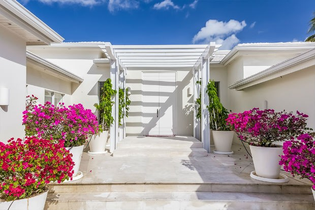 Conheça a mansão de Shakira em Miami Beach (Foto: Divulgação)