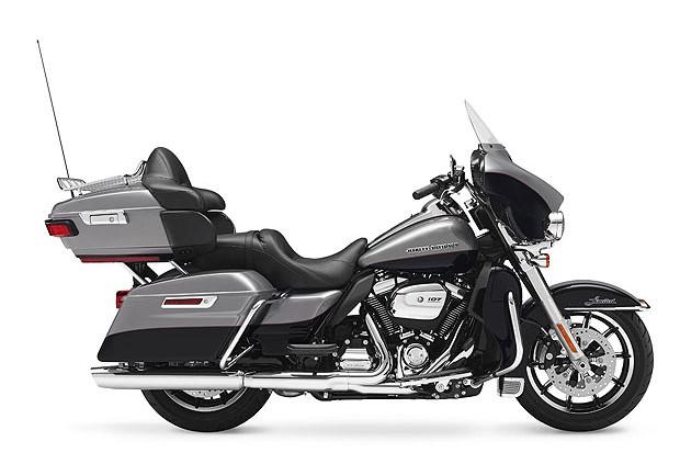 Harley-Davidson Electra Glide Ultra Limited 2017 (Foto: divulgação)