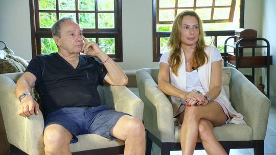 Stênio Garcia quer punição a culpado por vazamento de fotos íntimas