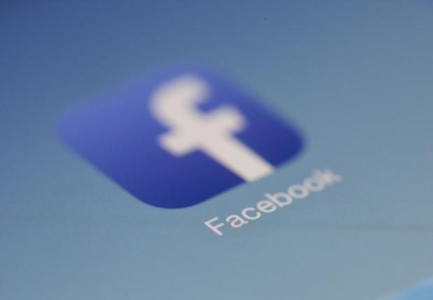 Logo do Facebook (Foto: Pexels)