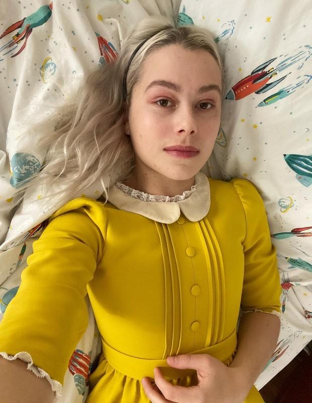Phoebe Bridgers (Foto: Reprodução/Instagram)