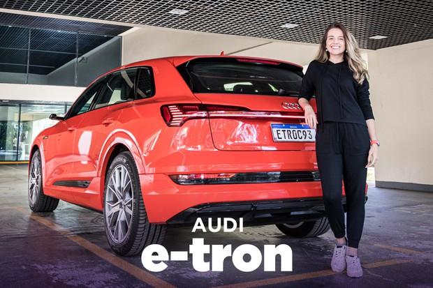 Vídeo: as tecnologias mais legais do Audi e-tron, o SUV (elétrico) mais caro da marca
