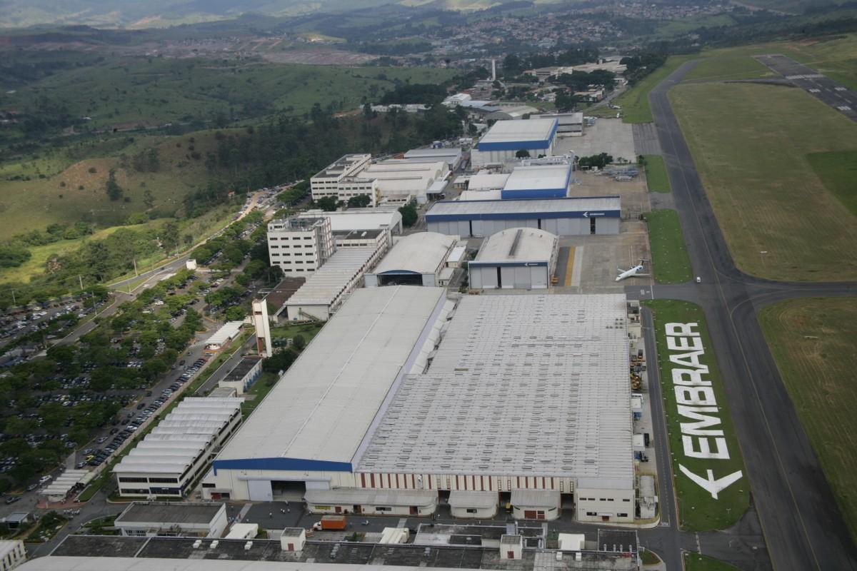 Audiência de conciliação entre Embraer e sindicato termina sem acordo na  Justiça do Trabalho   Vale do Paraíba e Região   G1
