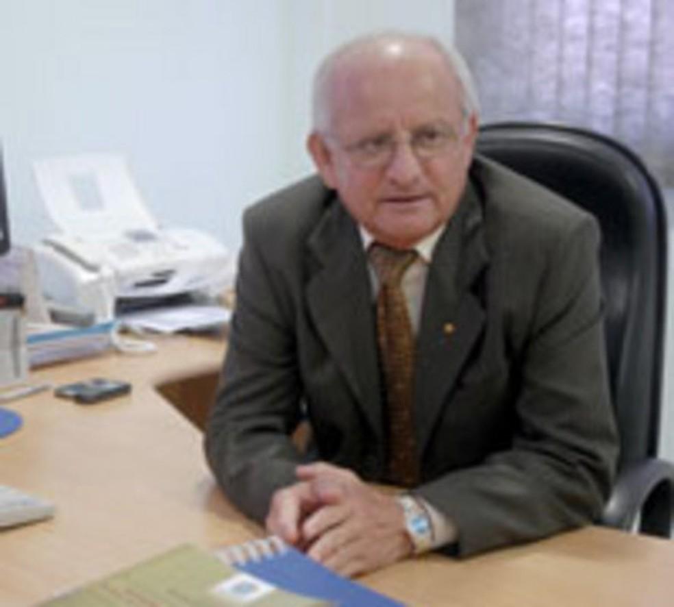 Juiz José Dantas de Lira (Foto: Arquivo Tribuna do Norte/Rodrigo Sena)