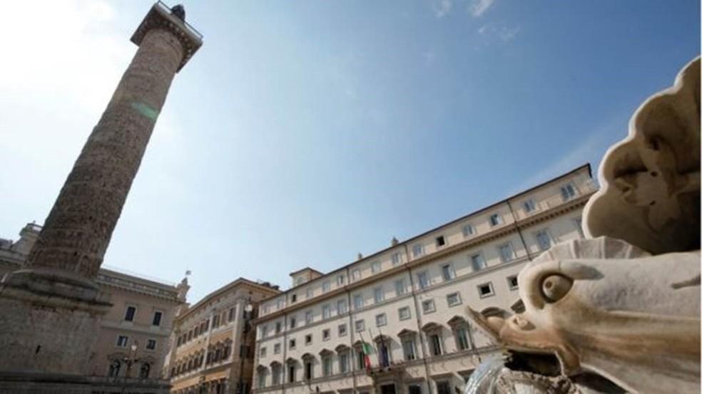 Itália também está entre os países mais mal avaliados, pela percepção negativa deles a respeito do clima político local, dos custos de vida familiar e das perspectivas de avanço profissional — Foto: Reuters