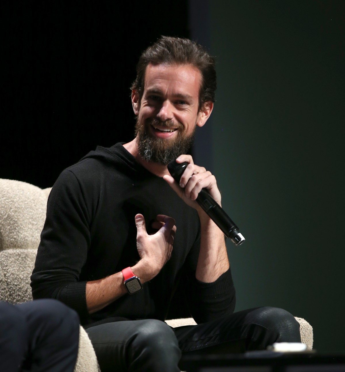 Jack Dorsey, CEO do Twitter (Foto: Getty Images)