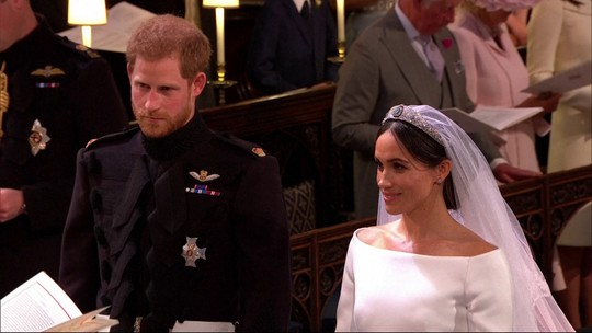 Documento: príncipe Harry e Meghan Markle se casam em Windsor