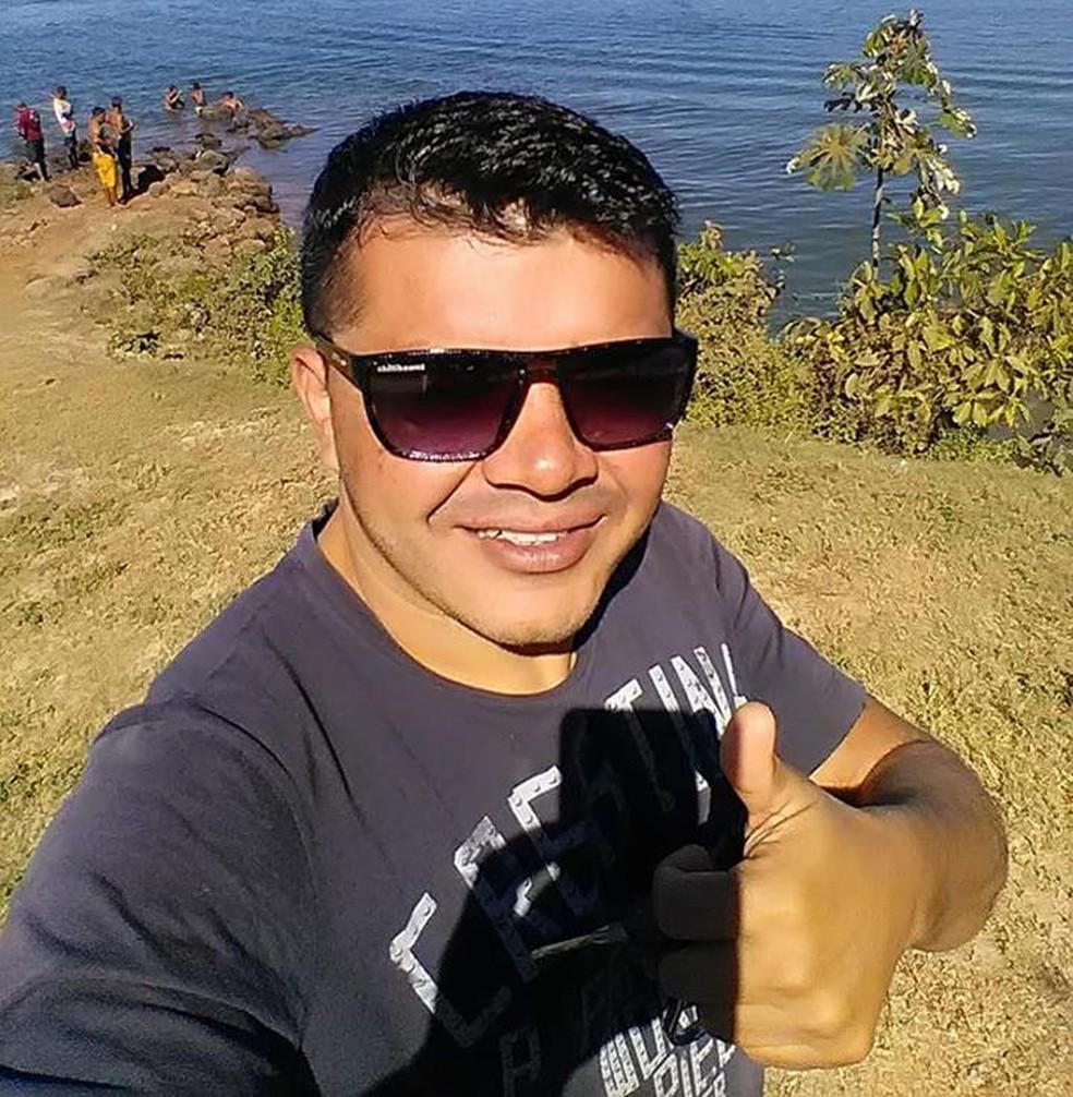 Rogério Andrade Paulino foi assassinado enquanto fazia caminhada — Foto: Reprodução/Facebook