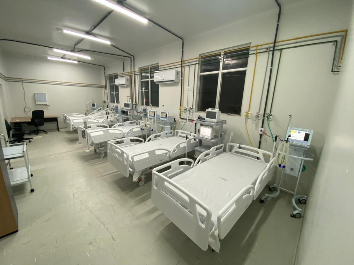 Hospital das Clínicas atinge 100� ocupação da UTI pela 2ª vez em menos de uma semana, na PB