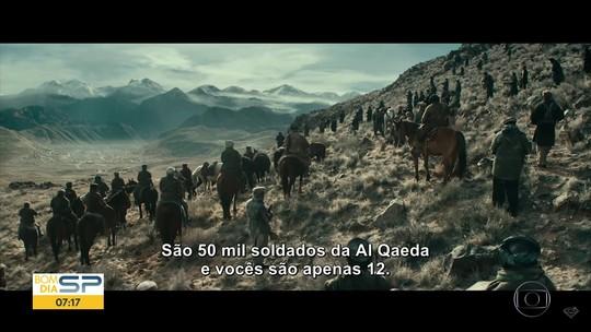 'Maria Madalena', '12 heróis' e 'Tomb Raider - A origem' chegam aos cinemas; G1 comenta em VÍDEO