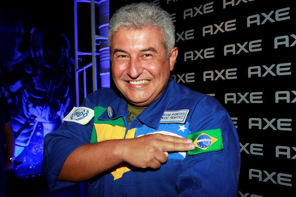 f2f96d0f 8f77 499f 85ae 2b882df57cbe - Astronauta brasileiro participa da abertura da Feira Estadual de Ciência, Tecnologia e Inovação, em Belém