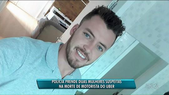 Duas mulheres suspeitas de envolvimento na morte de motorista da Uber são presas