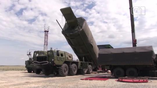 Rússia testa novo míssil hipersônico capaz de 'driblar' sistemas de defesas