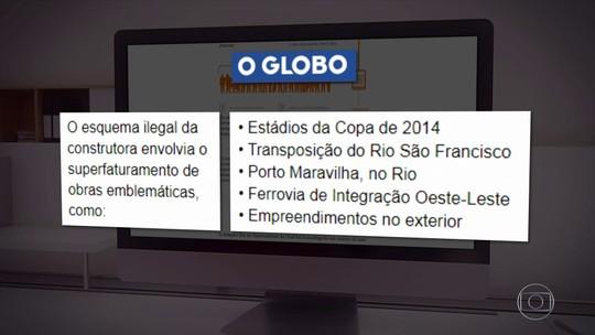 Executivos da OAS delatam pagamento de R$ 125 milhões de propina a 21 políticos