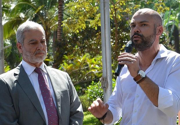 Bruno Covas, prefeito de São Paulo (Foto: Rovena Rosa/Agência Brasil )