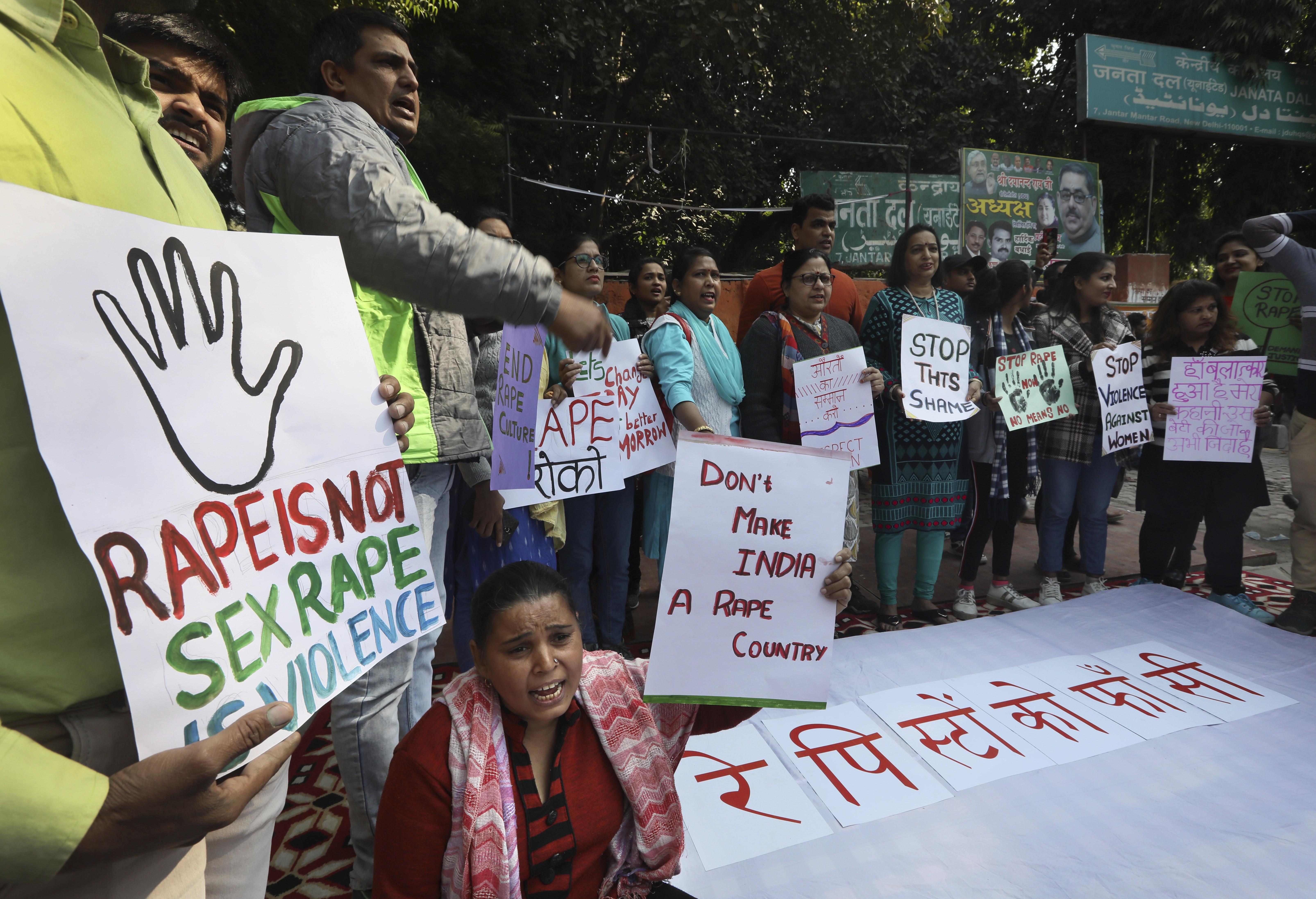 Justiça da Índia decide que homem de 39 que apalpou menina de 12 não cometeu abuso sexual porque ela estava vestida