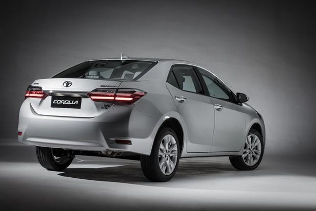 Toyota Corolla 2019 (Foto: Divulgação)