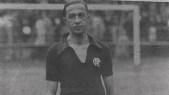 O craque Arthur Freidenreich, herói nacional do Campeonato Sul-Americano de 1919
