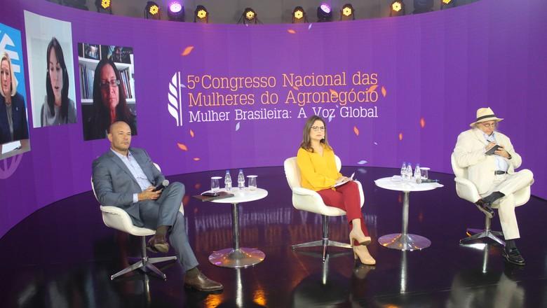 Congresso Nacional de Mulheres do Agronegócio (Foto: CNMA/Divulgação)