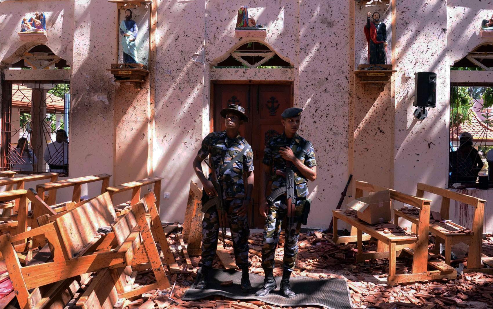 Explosões no Sri Lanka: o desconhecido grupo islâmico apontado como responsável pelos piores ataques desde 11 de setembro