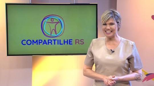 Assista aos vídeos do Compartilhe RS deste domingo (14)
