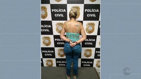 Mulher é presa após forjar sequestro em Viamão e pedir R$ 300 mil de resgate ao marido, diz polícia