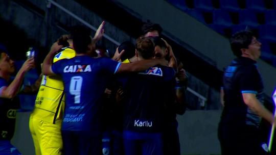 Os gols de Sampaio Corrêa 1 x 2 Londrina pela 32ª rodada da Série B