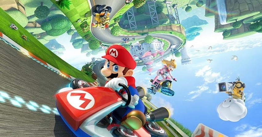 Mario Kart 8: aprenda a usar drifts, turbos e saltos no game para Wii U