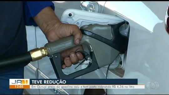 Gasolina em Gurupi fica mais barata em alguns postos de combustíveis