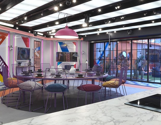 Última casa do Big Brother Reino Unido revelada