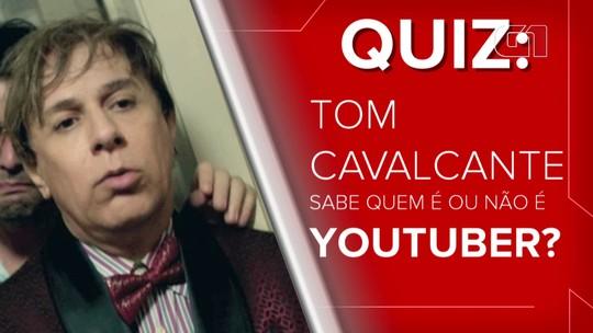 Tom Cavalcante estrela 'Os parças' com Whindersson Nunes e faz quiz para ver se conhece youtubers; assista