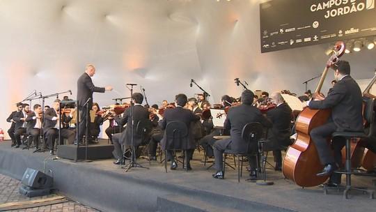 Festival de Inverno leva música clássica a Campos do Jordão