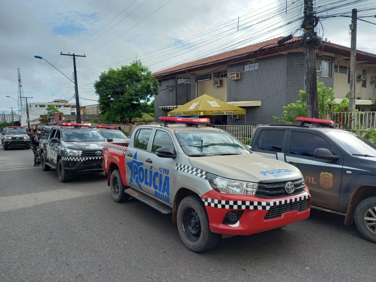 Operação DJ: polícia cumpre mandados contra suspeitos de envolvimento em roubo a joalheria