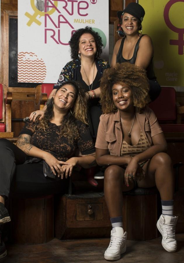 Feminine HiFi (Foto: Marie Claire / Julia Rodrigues)