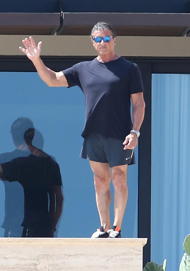 Sylvester Stallone (Foto: Backgrid)