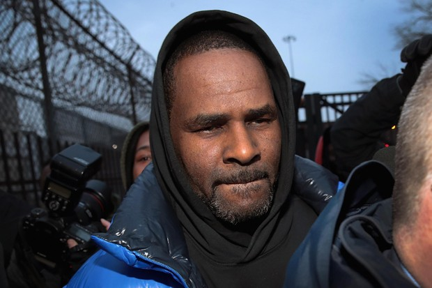 R. Kelly (Foto: Getty Images)