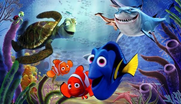 Procurando Nemo (Foto: Reprodução)