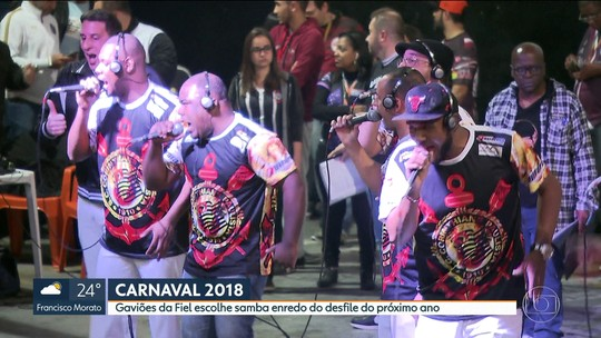 Gaviões da Fiel escolhe samba-enredo sobre índios de Guarulhos para o carnaval