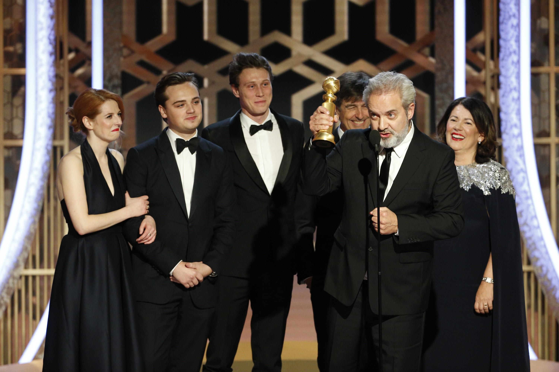 1917' leva Globo de Ouro de Melhor Drama e tem Sam Mendes como Melhor Diretor - Monet | Filmes