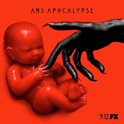 Imagem de divulgação da oitava temporada de 'American horror story' (Foto: Divulgação)