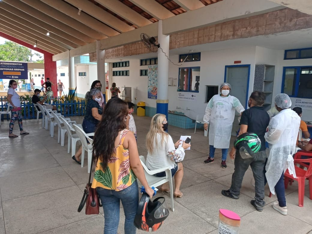 Com alto risco de contágio da Covid-19, Baixo Amazonas passa para bandeira vermelha