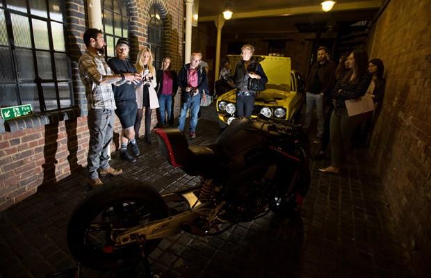 Conheça os bastidores do programa Viciados em Motores: Goblin Garage (Foto: Divulgação)