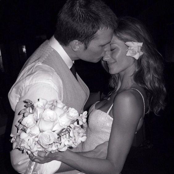 Gisele e Tom Brady (Foto: Reprodução/ Instagram)