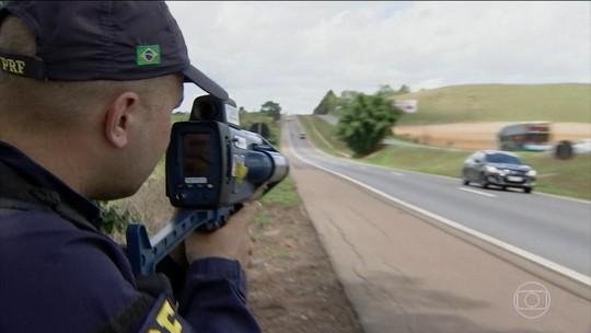 Rodovias federais tiveram menos acidentes e mortes na Páscoa