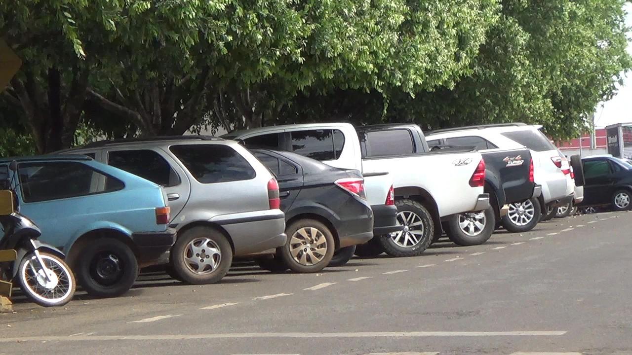 Mais de 40% da frota de veículos em Rondônia estão com impostos atrasados