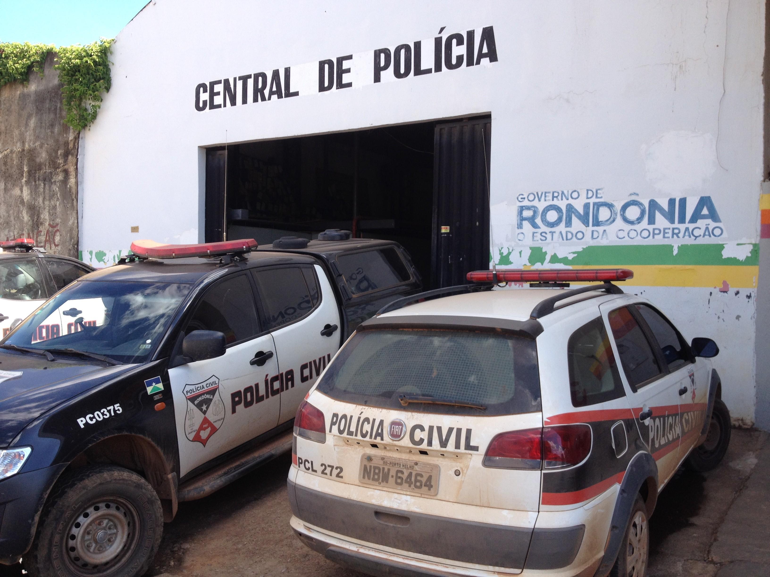 Jovem é preso suspeito de participar do roubo de celulares em Porto Velho