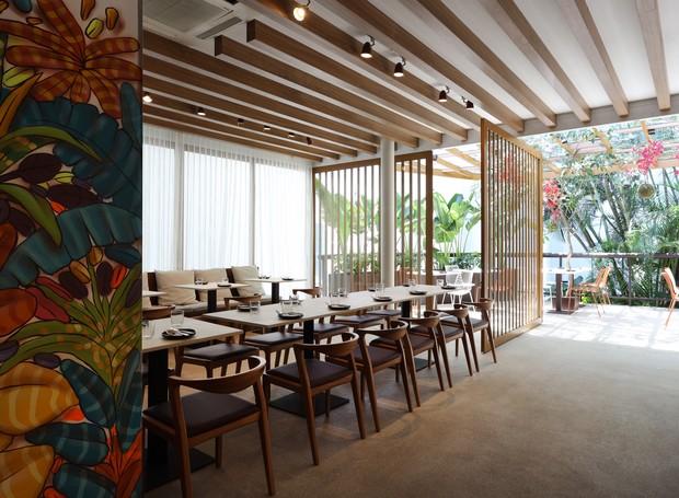 Restaurante Pipo, do chef Felipe Bronze (Foto: Marco Antonio/Divulgação)