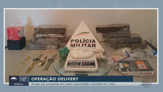 Gaeco realiza operação de combate ao tráfico de drogas no Sul de Minas