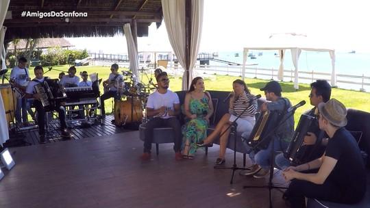 Italo e Renno, Samyra Show, Mastruz com Leite e Igor Guerra abrem  temporada do 'Amigos da Sanfona'